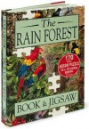 Rainforest with Book and Puzzle - Nicholas Harris, Joanna Turner, Claire Aston
