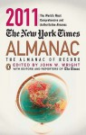 The New York Times Almanac 2011: The Almanac of Record - John W. Wright