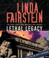 Lethal Legacy (Alexandra Cooper, #11) - Blair Brown, Linda Fairstein