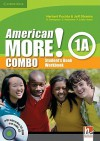 American More! Level 1 Combo a with Audio CD/CD-ROM - Herbert Puchta, Jeff Stranks, Günter Gerngross, Christian Holzmann, Peter Lewis-Jones