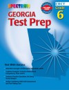 Georgia Test Prep, Grade 6 - Spectrum, Vincent Douglas, Spectrum