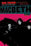 Macbeth (No Fear Shakespeare Graphic Novels) - SparkNotes Editors, Ken Hoshine, William Shakespeare