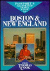 Passport's Illustrated Travel Guide to Boston and New England - Thomas Cook Publishing, Robert Holmes