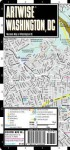 Map: Artwise Washington, DC Museum Map - Laminated Museum Map of Washington, DC: Folding Pocket Size Travel Map - NOT A BOOK