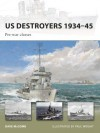 US Destroyers 1934-45: Pre-war classes - Dave McComb, Paul Wright
