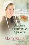 Sarah's Christmas Miracle - Mary Ellis