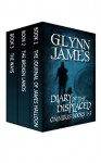 Diary of the Displaced - Omnibus (Books 1-3) - Glynn James