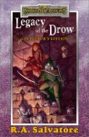 Legacy of the Drow Collector's Edition (Forgotten Realms: Legacy of the Drow, #1-4; Legend of Drizzt, #7-10) - R.A. Salvatore
