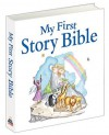 My First Story Bible (Candle Bible/My First Story) - Tim Dowley, Roger Langton