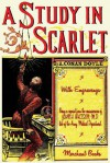 A Study in Scarlet - Illustrated - Arthur Conan Doyle