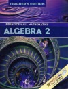 Prentice Hall Mathematics: Algebra 2 - Allen E. Bellman, Randall I. Charles, Sadie Bragg
