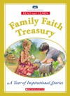 Read and Learn Family Faith Treasury: Year of Favorite Stories - Eva Moore