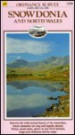 Snowdonia and North Wales: AA/OS Leisure Guides - Automobile Association of Great Britain