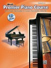 Premier Piano Course, Lesson 4 [With CD] - Alfred Publishing Company