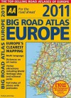 AA Big Road Atlas Europe 2011 - A.A. Publishing, A.A. Publishing