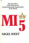 MI5: British Security Operations 1909-1945 - Nigel West
