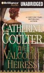 The Valcourt Heiress - Catherine Coulter, Anne Flosnik