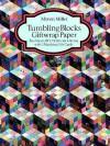 Tumbling Blocks Giftwrap Paper - Myron Miller
