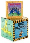 Bug Building Blocks & Board Book Set - Elaine Lonergan, Bari Weissman