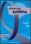 America Hotline Progress Teacher's Book - Tom Hutchinson
