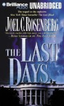 The Last Days (Audio) - Joel C. Rosenberg, Patrick G. Lawlor