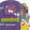 Peek-A-Boo Monsters (Board Book) - Charles Reasoner, Marina Le Ray
