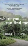 Where You Can Find Me - Sheri Joseph