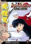 Inuyasha Ani Manga 7 (Inuyasha Ani Manga) - Rumiko Takahashi