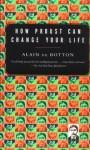 How Proust Can Change Your Life Buttons - Alain de Botton