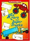 Hot Cars and Super Trucks Tracing Fun: Tracing Fun Books - Joan Berger, Karen Braun, Anita Task