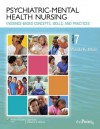 Psychiatric-Mental Health Nursing: Evidence-Based Concepts, Skills and Practices - Wanda K Mohr