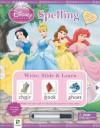 Disney Princess - Spelling: Write, Slide and Learn Series - Hinkler Books