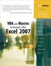 VBA and Macros for Microsoft Office Excel 2007 - Bill Jelen, Tracy Syrstad