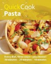 Pasta: Hamlyn Quickcook - Emma Lewis