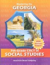 Mastering the Georgia 7th Grade CRCT in Social Studies: Africa and Asia - Kindred Howard, Andrew Cox, Joshua Williams