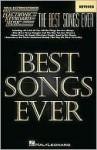 The Best Songs Ever - Elton John, Hal Leonard Publishing Corporation