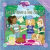 Let's Have a Tea Party: A Scratch-and-Sniff Storybook (Holly Hobbie & Friends) - Sonali Fry
