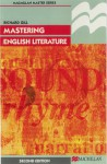 Mastering English Literature - Richard D. Gill, Richard Gill