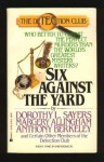 Six Against The Yard - Detection Club