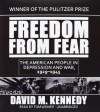 Freedom from Fear: The American People in Depression and War, 1929-1945 (Audiocd) - David M. Kennedy, Tom Weiner