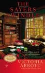 The Sayers Swindle - Victoria Abbott