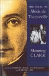 The Ideal of Alexis de Tocqueville - Manning Clark, John Williams, David Clark, David Headon