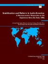 Stabilization and Reform in Latin America - Anoop Singh