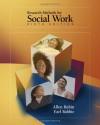 Research Methods for Social Work, 6th Edition - Allen Rubin, Earl Robert Babbie