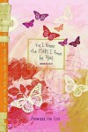 For I Know The Plans Butterfly-PI - Marilyn Jansen