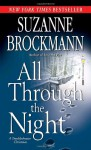 All Through the Night: A Troubleshooter Christmas (Troubleshooters #12) - Suzanne Brockmann