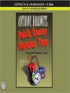 Public Enemy Number Two: Diamond Brothers Story Series, Book 2 (MP3 Book) - Anthony Horowitz, Nickolas Grace