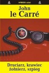 Druciarz, krawiec, żołnierz, szpieg - John Le Carré