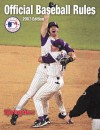 Official Major League Baseball Rules Book - Sporting News Magazine
