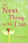 The Next Thing on My List - Jill Smolinski, Andrea Stumpf, Gabriele Werbeck